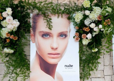 Nude by Nature  <br>Brand Activation