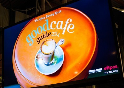 good cafe guide <BR>awards