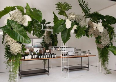 McPherson's Beauty Boutique  <br>press launch