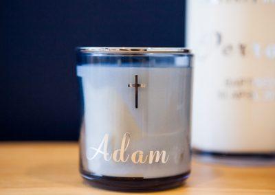 ADAM'S <BR> CHRISTENING