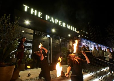 The Paper Mill Launch